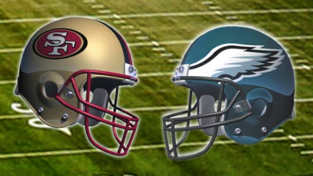 Score Predictions From The Squad Eagles Vs 49ers 4th Jawn