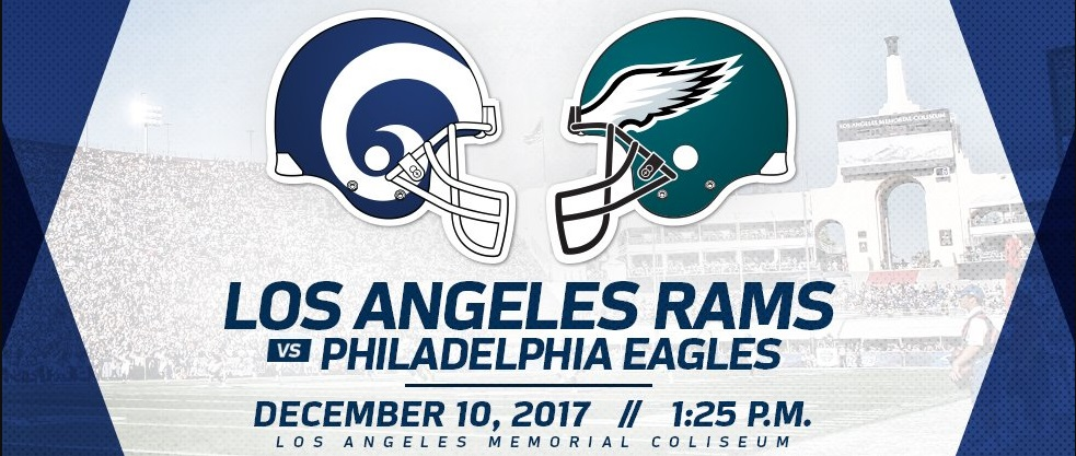 Eagles vs Rams