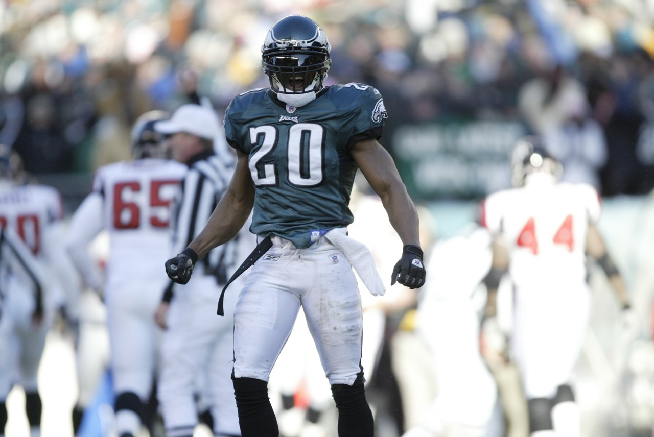 the best attitude ac6d9 76415 Brian Dawkins to be inducted to Pro Football Hall of Fame ...