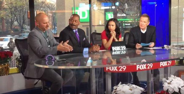 Erock on Fox 29